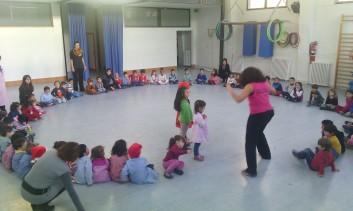 Animaciones en centros escolares