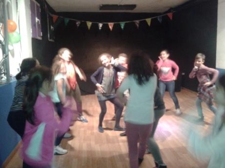 ¡A bailar!