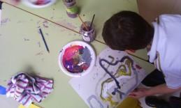 Clases de dibujo, pintura y manualidades
