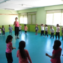 taller danza