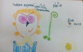 Espirales de Irene, 7 años