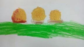 Espirales de Patricia, 6 años