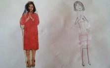 Boceto de cuerpo por Marcos, 8 años
