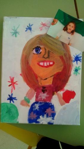 Alejandra, 6 años