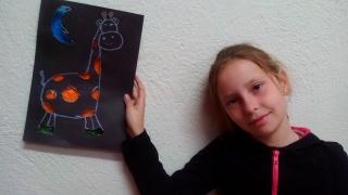 Irene, 8 años