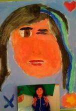 Noelia, 7 años
