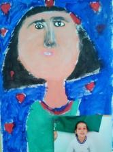 Lucía, 7 años