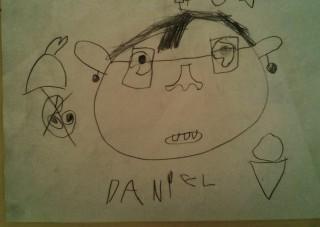Daniel, 5 años