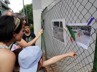 Expo fotos callejera con niñxs II